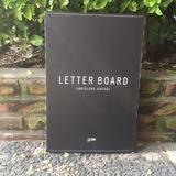 Cartelera Vintage / Letterboard / Zona Norte
