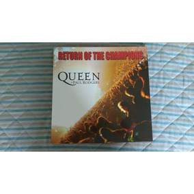 Box Lps Queen + Paul Rodgers Return Of The Champions