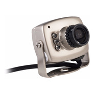 Mini Camara Cctv Con Micrófono Camara De Seguridad