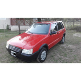 Fiat Uno Fire 2008 Impecable!!!