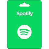 Tarjeta De Regalo Spotify Por 2 Meses