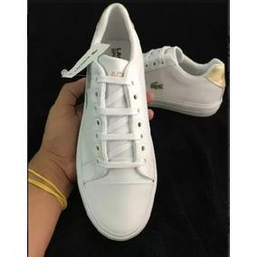 f4126ca3787f1 Tenis Lipo Mulher Lacoste - Calçados, Roupas e Bolsas no Mercado ...
