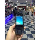 Celular Nokia C2.02 Flamante Unico Garantia 90 Dias