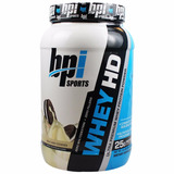 Whey Hd 900gr - Whey Protein Chocolate - Bpi Sports