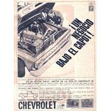 Antigua Publicidad Pick Up Chevrolet 65