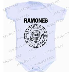 Body Ramones Bandas De Rock Bebê Infantil Personagens