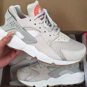 8e2773d8a6a Zapatillas Nike Talle 37 Color Beige Talle 37 de Hombre en Mercado ...