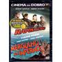 Dvd Raposa Do Espaço Mergulho No Inferno - Novo Lacrado