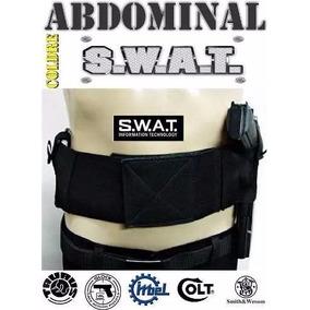 Coldre Abdominal Swat Universal Ambidestro Tamanho M