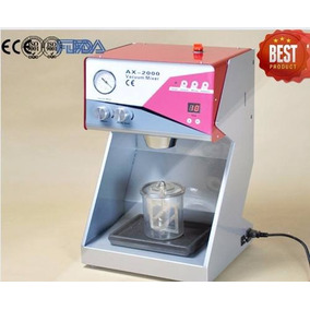 Equipo De Laboratorio Dental Mezcladora Al Vacio