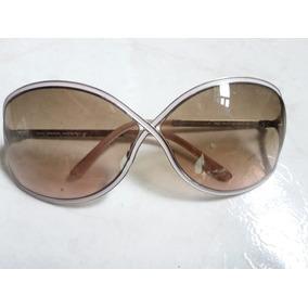 a2e829e07a210 Óculos Tom Ford Margaux Tf 40 - Óculos De Sol Com lente polarizada ...