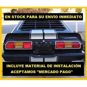 Cola Trasera Mustang Il Cobra 74 75 76 77 78 Ford Spoiler