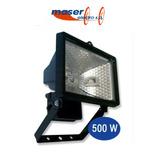 Reflector Proyector 500w Cuarzo Exterior - Maser Electro