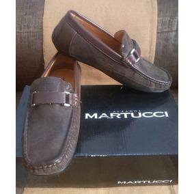 Zapatos Casuales Martucci Talla 38 Niño Caballero
