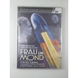 Dvd A Mulher Na Lua Fritz Lang Original Lacrado