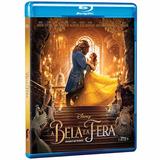 Blu-ray A Bela E A Fera - 2017 Disney - Original Lacrado