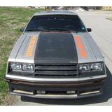 Capot + Cowl Original Mustang 79 (cobra-pace Car)
