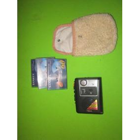 Grabadora Cassette Aiwa Para Reparar Con Accesorios (138)