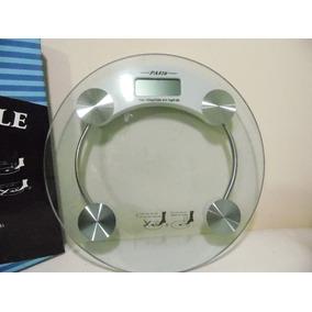 Bascula Pesa Personal De Cristal Nueva 150kg J581