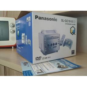 Game Cube Panasonic Q - Caixa Vazia Reproduzida Nintendo