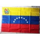 Banderas De Venezuela 8 Estrellas 90 X 60