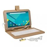 Tablet Pc Astro Phablet 9 Dorada Liberada 4g Lte