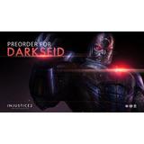 Injustice 2 Darkseid Dlc Code Para Xbox One O Ps4