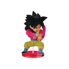 Action Figure Dragon Ball Wcf Kamehameha - Goku Sayiajin 4