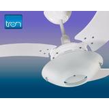 Ventilador De Teto Tron Clean Branco - Especial Mercadolivre
