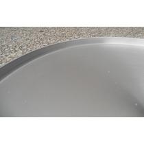 Charolas Para Pizza Reforzada De Aluminio. 35 Cms