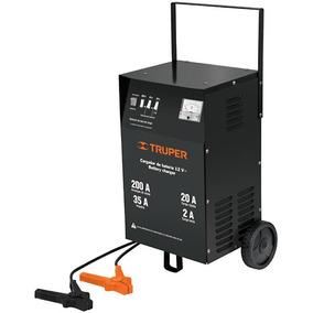 Cargador De Baterías, 200 A, 12 Volts Truper 13029