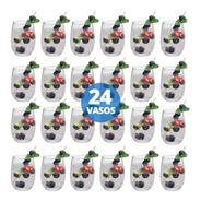 Vaso Copa Vidrio Coctail Dubai Copon Nadir 460 Ml X24 Unidad