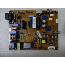 Placa Da Fonte Da Tv Lg Modelo 42la6200 Eax64905401 (1.7)