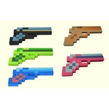 Minecraft Pistola De Diamante Entrega Inmediata Dia Del Niño