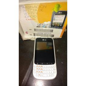 Lg Optimus Pro C660h Android Wifi Whatsapp Liberados