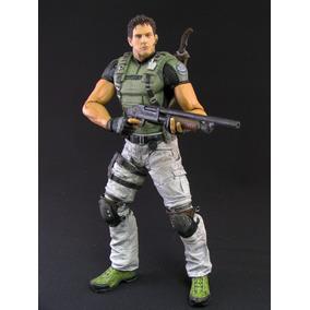 Chris Redfield - Resident Evil 5 - Neca. 18cm