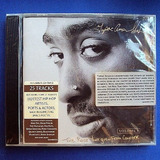 Cd Tupac Shakur The Rose That Grew From Concrete Nuevo Sella