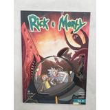 Cómic, Cartoon, Rick And Morty Vol. 1. Ovni Press