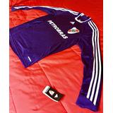 Camiseta River Formotion Violeta M/l 0km C/ Etiqueta Unica