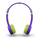 Audífonos Over Ear Kidz Purple Maxell
