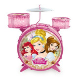 Bateria Acústica Princesas - Toyng