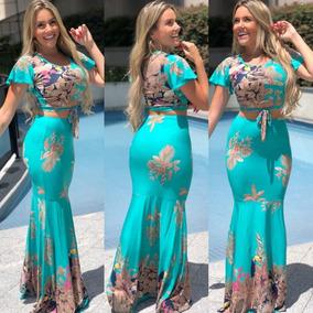 Conjunto Feminino Moda Feminina Verão Moda Blogueira