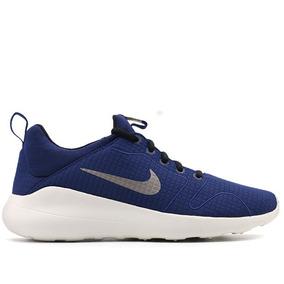Tenis Nike Kaishi 2.0 Azul Hombre Originales