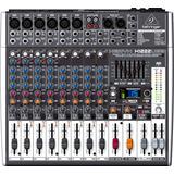 Consola Behringer Xenyx X1222 Usb 12 Entradas Mixer Efectos