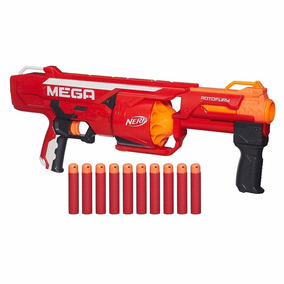 Lançador Nerf Mega Rotofury B1269 - Hasbro