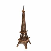Torre Eiffel Enfeite Decoração Mdf 64 Cm