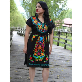 Vestido Kimonos Talla Grande