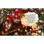 Tarjetas De Cumpleaños, Bautizo O Navidad Personalizadas