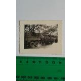 Foto Original Soldados 2ª Guerra Mundial Caminhões