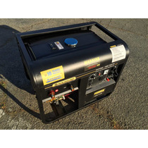 Soldadora Y Generador New Holland 250a 10000 Watts Usado